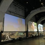 educational hall and multi-screen movie
