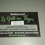 Photo of Le Grill au Thym