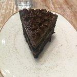 Torta de chocobrownie