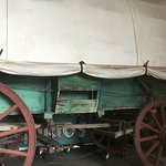Loved this wagon in the barn.