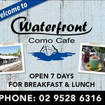 Como Waterfront Cafe