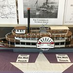 Confederate gunboat Arrow