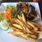 Blue Mahoe Restaurant at The SPA Retreat