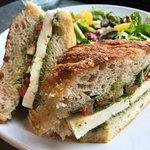Summer Focaccia Sandwich (FoToMo)