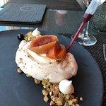 Dessert at Globe@YVR