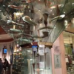 Chocolate Fountain at Bellagio