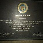 صورة فوتوغرافية لـ London Bridge