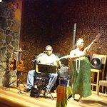 Live music and sometimes hula dancing 6-9 nightly.