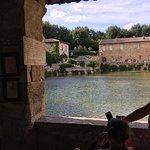 Foto de Terme Bagno Vignoni