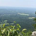 Bild från Pilot Mountain State Park