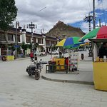 Billede af Gyangze Old Street
