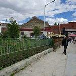 Klosterfestung Dzong Foto