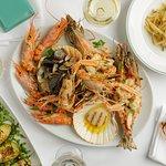 San Carlo's famous shellfish royale sharer for 2