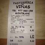 Foto de Pastisseria Vinas