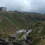 Tintagel Castle Photo