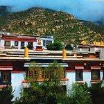 Kloster Drepung Foto