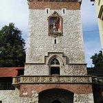 Bild från St. Florian's Gate (Brama Florianska)