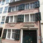 Das Beethoven-Haus.