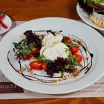 Вкусные блюда кафе Сусанин House