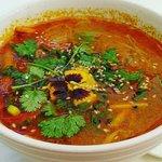 yummy tom yum soup
