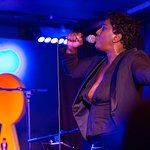 Mica Paris live at Hideaway earlier this year (2018)