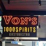 Foto de Vons 1000 Spirits