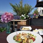 Prachtig uitzicht en goed eten bij RESTAURANT ROBBERSE EILAND