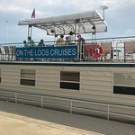 We enjoyed taking our parents on the Fox River history cruise.  The crew were very accommodating