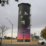 Coonamble Water Tower