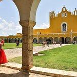 El Atrio del Convento de Izamalの写真