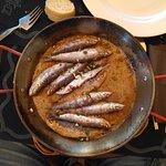 La Bodeguita, sardinas estupendas