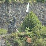La Lorelei vallée du Rhin romantique