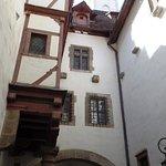 Veduta interno Municipio Vecchio