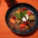 Chocolate Pistachio Dessert