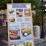 standard pita gyros, my recomendation, but you can also eat souvlaki and salates