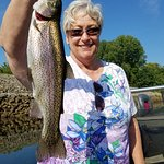 Taneycomo Lake Rainbow Trout