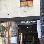 Aux 4 Sergents صورة فوتوغرافية
