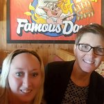 Fridaaayyy ar Dave's!