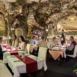 Triton restaurant is looking forward to your visit :-) Stalactite cave in the hotel Adria