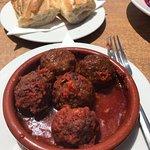 Meatball tapas