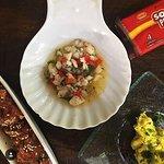Ceviche, Paté & Carpaccio