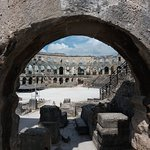 Photo of Amphitheatre de Pula