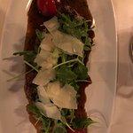 Tuscan Style Rib-Eye Steak