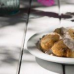 Midye tava / Fried mussels