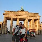 Foto van Brandenburger Tor