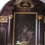 quadro sull'altare maggiore