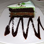 The Green Gateau - Haymarket - Lincoln NE - Signature dessert
