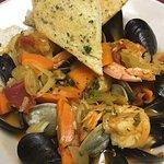 Seafood Fra Diavlo