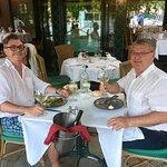 Jean et Jacques à la Table du Marché