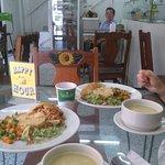 Photo de Restaurante Vegetariano Girasoles
